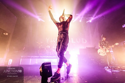 Yungblud in concert at the O2 Institute, Birmingham, United Kingdom - 22 Nov 2019