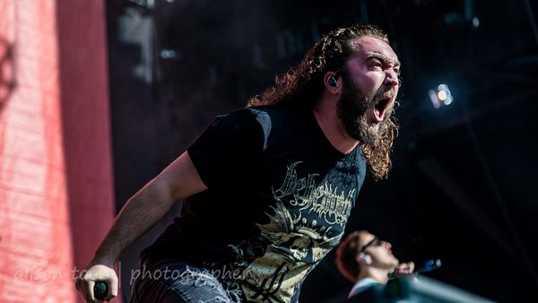 Eric Vanlerberghe, vocals, I Prevail