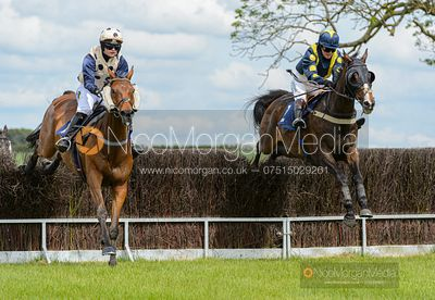 BEGGAR'S VELVET (Amy Cox) - Race 1 - PPORA Members - The Meynell and South Staffs at Garthorpe