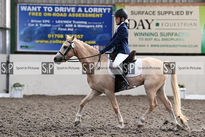 Stapleford Abbotts. United Kingdom. 12 September 2020. Combined training. Dressage. MANDATORY Credit Garry Bowden/Sport in Pi...