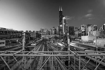 Chicago  2020: American Railroad