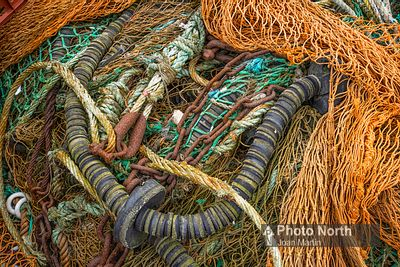AMBLE 50D - Trawling nets