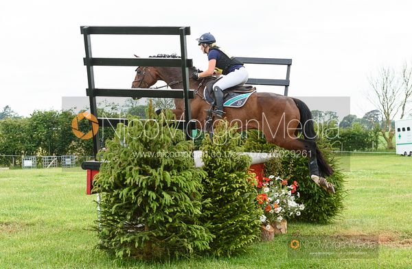 Holly Woodhead and SCUDERIA 1918 FUTURE - Upton House Horse Trials 2019.