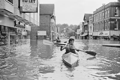 Guildford floods, 1968