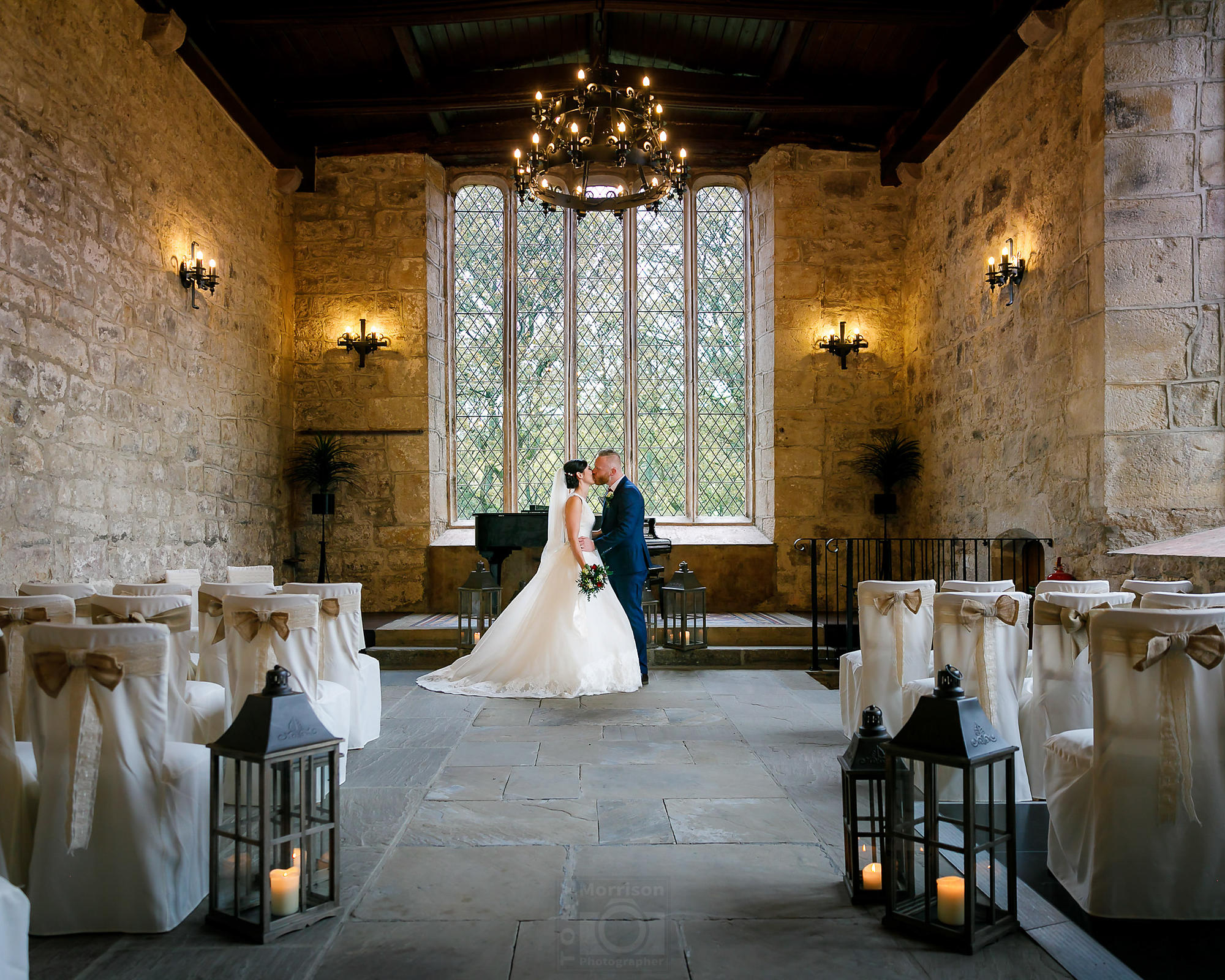 Wedding at The Priest's House & Barden Tower, Bolton Abbey, Skipton, North Yorkshire, UK