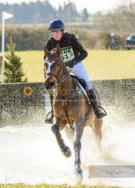James Sommerville and TALENT. Oasby (1) Horse Trials 2020