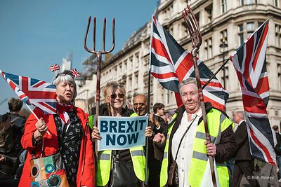 """Leave Means Leave"" Rally"