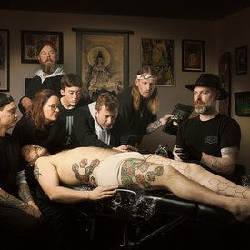 Rembrandt - The Anatomy Lesson of Dr Nicolaes Tulp - 1632