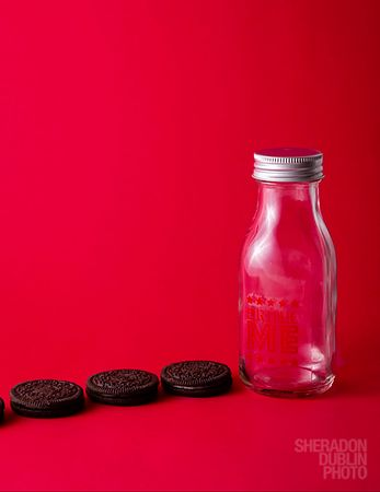 Milk & Oreo Cookies Stop Motion Animation