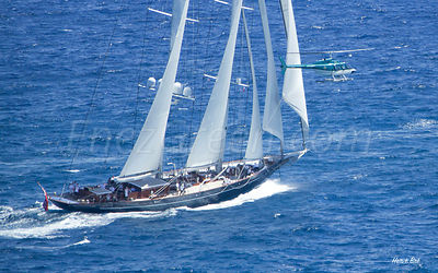 St Barth's Bucket Regatta