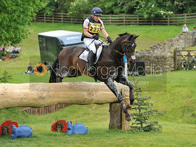 Laura Collett and RAYEF - Equitrek Bramham International Horse Trials 2012