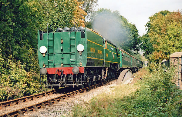 THE WATERCRESS LINE 2000 - 2010