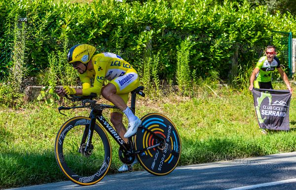 The Cyclist Julian Alaphilippe - Tour de France 2019