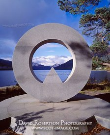 Image -National Memorial Park, Rowardennan, Loch Lomond