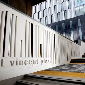 St Vincent Plaza building, 303 St Vincent Street, Glasgow..31.7.15 .Interior and exterior marketing pictures..Free perpetual ...