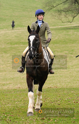 The Quorn Hunt at Lowesby Hall 15/2