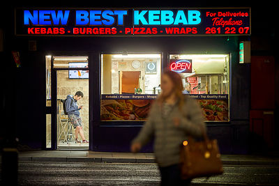 New Best Kebab shop