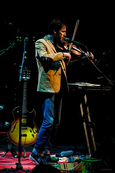 Andrew Bird live in concert, London