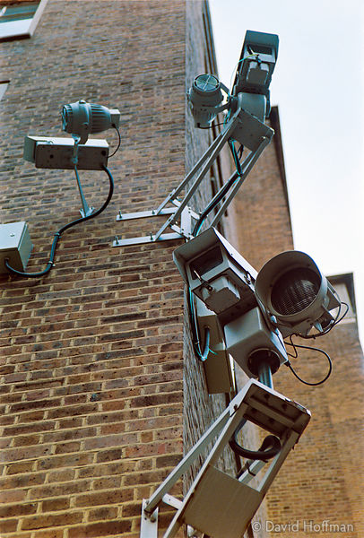 01022103-7 Video Surveillance Cameras London