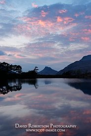 Image - Stac Pollaidh reflected in a lochan, Wester Ross, Scotland