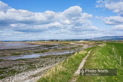 COCKERHAM 15A - Lanacshire Coastal Way Footpath