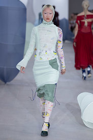 London Fashion Week Spring Summer 2020  - Richard Malone