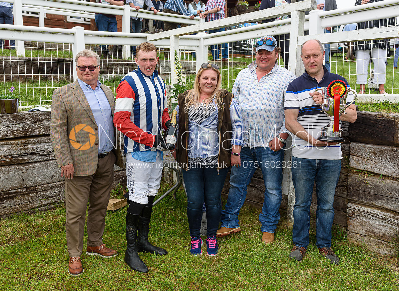 Dale Peters, Toby Hunt - Race 6 - Open Maiden - The Fitzwilliam at Dingley