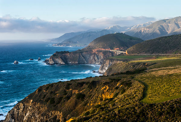 Big Sur, Californie, USA.