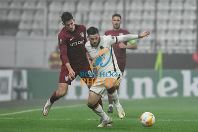 FOTBAL: CFR Cluj - AS ROMA - Europa League