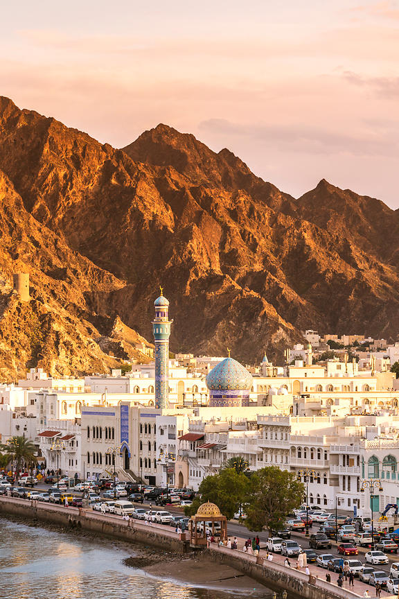 Muscat and Hajar Mountains