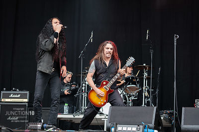 Skid Row at the Download Festival, Donington Park, Castle Donington, United Kingdom - 14 Jun 2019