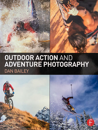 Favourite book – Outdoor Action and Adventure Photography