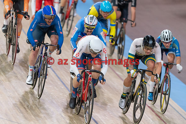 Men's Scratch race - CONSONNI Simone (ITA)