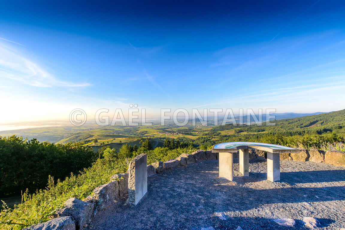 Photos Point De Vue à La Terrasse De Chiroubles Gaël