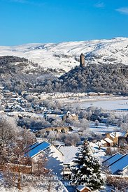 Image - Stirling cityscape in winter