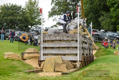 Will Furlong and COLLIEN P 2 - Cross Country - Land Rover Burghley Horse Trials 2019
