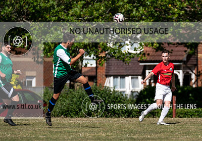 Green Lane v Maidstone Jaguars