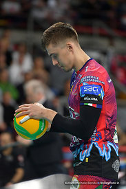 Sir Sicoma Monini PERUGIA vs TOURS VB, 4th round, Pool D - Leg 4, CEV Volleyball Champions League 2020