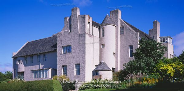 Image - Hill House Panoramic, Helensburgh, Scotland