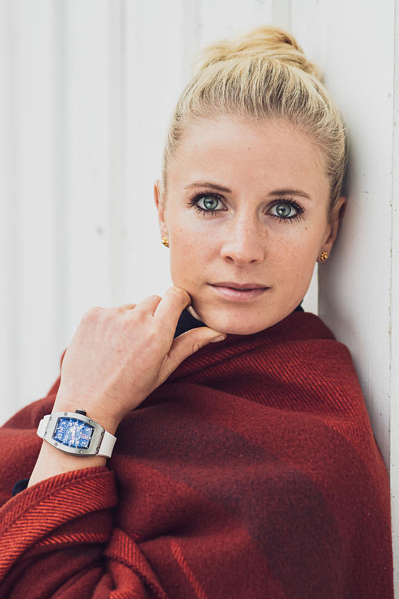 Richard Mille - Jessica Von Bredow