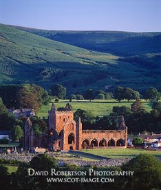 Image - Sweetheart Abbey, New Abbey, Dumfries and Galloway, Scotland