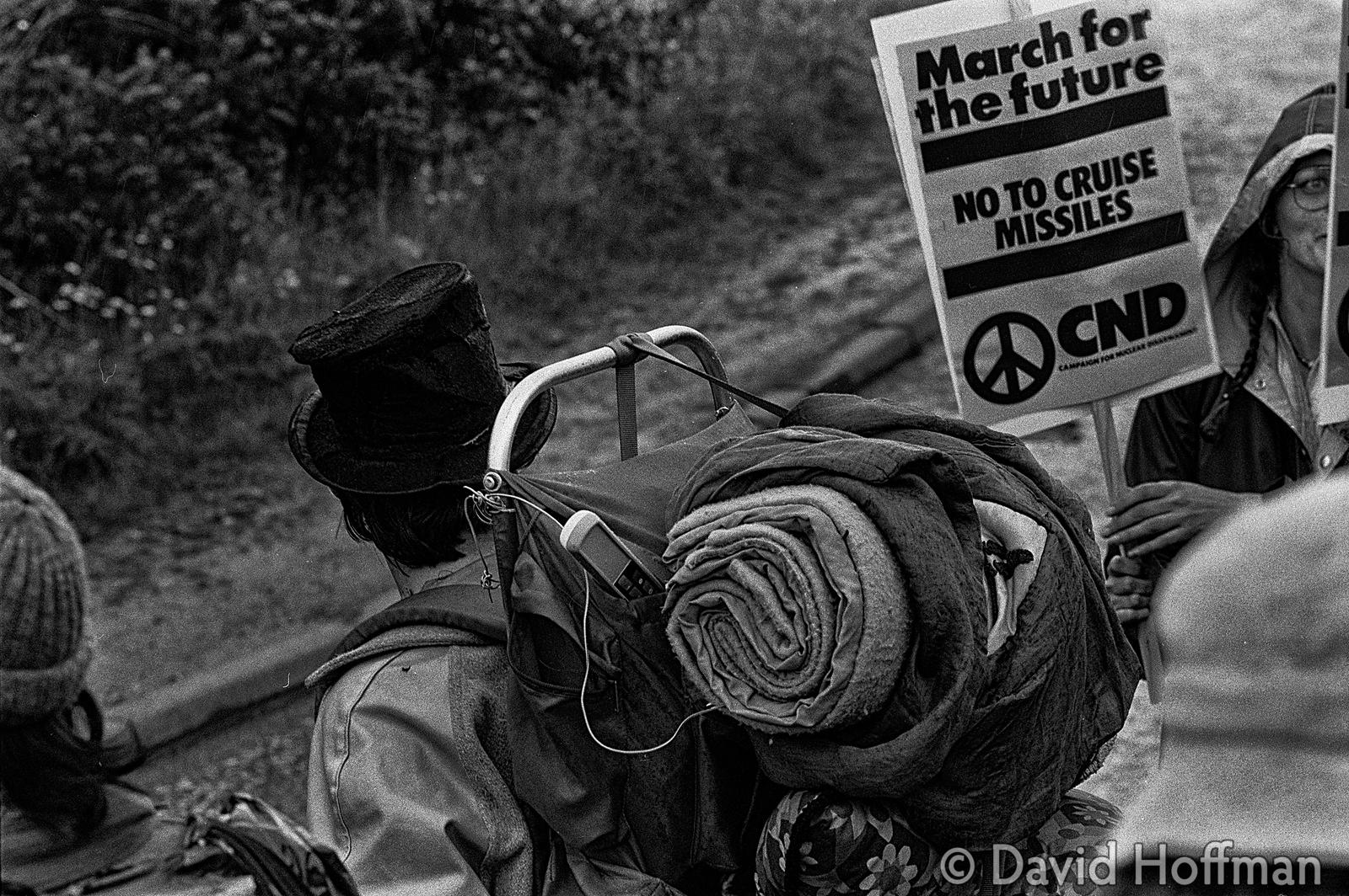 N75-11A CND March for the Future 1981