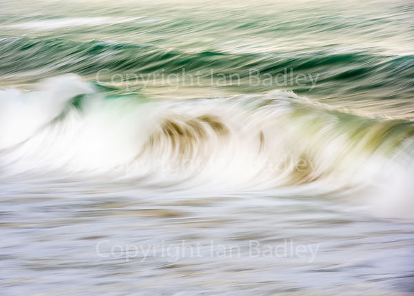 Harris wave study in colour