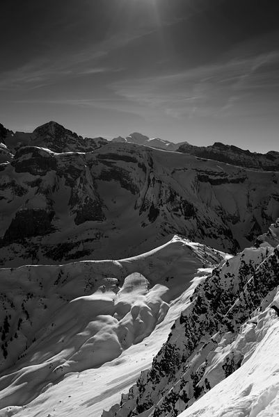 MOUNTAINS by swiss photographer Alexis Reynaud