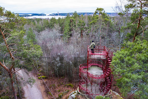 Kukkukivi observation tower