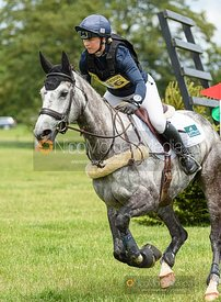 Dani Evans and FUN TIME CILLA - Upton House Horse Trials 2019.