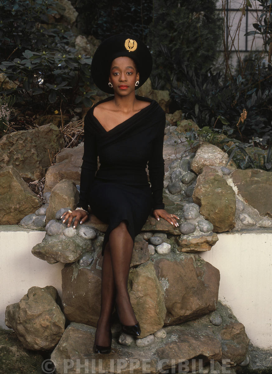 Regina Belle Paris 1990