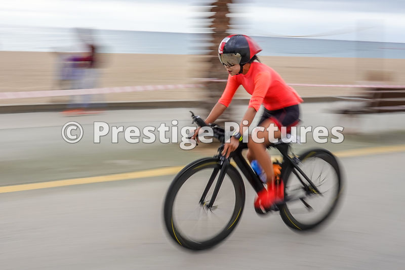 Stock photo - CYCLING - Ironman Barcelona 2019
