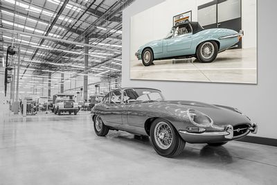 E Type Jaguar: Neil Emmerson Photographer