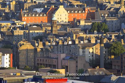 Image - Edinburgh from Salisbury Crag, Scotland